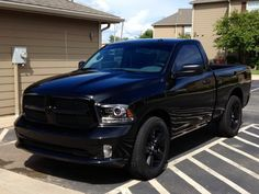 2014 Dodge Ram 1500 Black