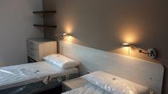 Reforma #dormitorio auxiliar amueblado a medida
