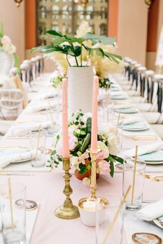 La Tavola Fine Linen Rental: Velvet Pink | Photography: Mirelle Carmichael, EVent Design: Lovelyfest, Cake: Sweet & Saucy Shop