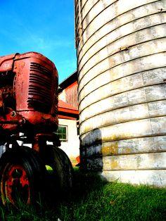 Life on the farm.