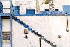 ghost stairs by spiicytuna, via Flickr