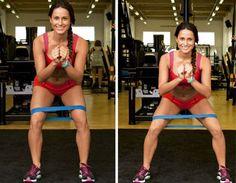 12 melhores exercícios para um bumbum perfeito Treino sob medida