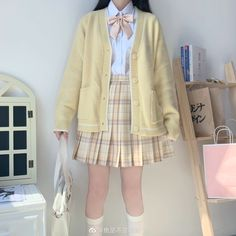 Really Cute Outfits, Cute Casual Outfits, Pretty Outfits, Pretty Dresses, Girls Fashion Clothes, Teen Fashion Outfits, Girl Outfits, Kawaii Fashion, Cute Fashion
