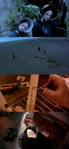 The Piano, 1993 (dir. Jane Campion)