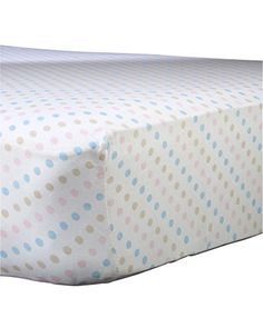 "Abstract Baby Polka Dot Print Extra Deep Fitted Jersey Crib Sheet (24"" x 38"", Multi-Color) Abstract http://www.amazon.com/dp/B00SIZOGU4/ref=cm_sw_r_pi_dp_JT58vb0P73QEQ"
