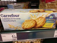 Haverkoekjes Carrefour