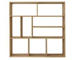 Loft Modular Bookcase (Oak) - Workspace | Weylandts South Africa - And its pretty reasonably priced...