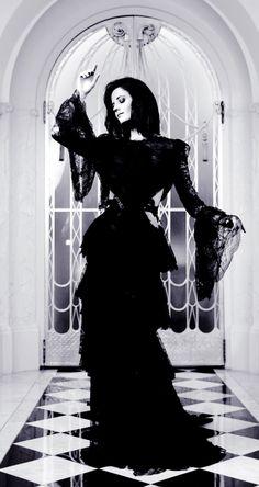 Eva Green by Mert & Marcus