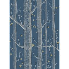 Buy Cole & Son Woods & Stars Wallpaper Online at johnlewis.com
