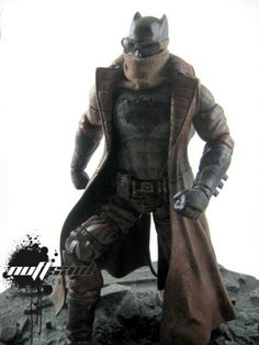 Batman Desert Camo, Dawn of Justice Custom Action Figure
