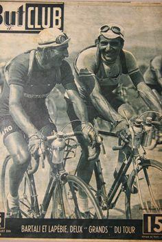 Gino Bartali  & LePebie TDF 1948...