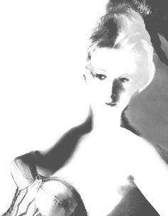 Photos: Photos: Lillian Bassman's Midcentury Lingerie Prints, Circa 1950s | Vanity Fair