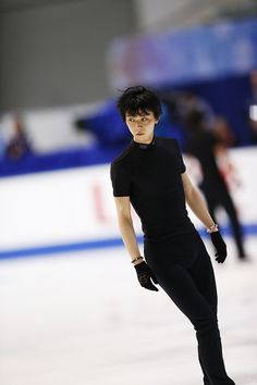#NHK Trophy 2014 Practice. Photo by #Sunao #Noto