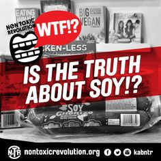 is the truth about soy? We Energies, Your Mouth, What You Eat, Vegetarian Food, Our Body, Eating Well, Healthy Life, Nutrition, Healthy Living