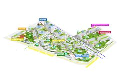 Tashkent City architectural projects, please visit our page to view project details and photos. Urban Park, Conceptual Design, Convention Centre, National Parks, Architecture, City, Arquitetura, Cities, Architecture Design