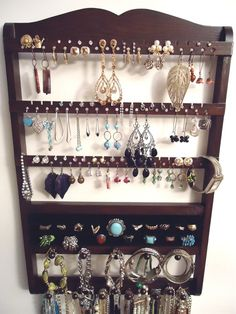 Jewelry Holder, Ring Holder,