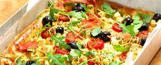 DAGENS RETT: Pizzapannekake - Aperitif.no