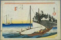 Tokaido 42 Kuwana