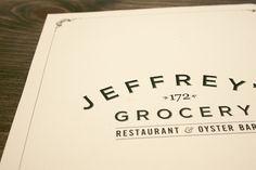 Jeffrey's Grocery, by Shane Garrett