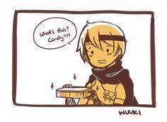 Fire Emblem: Awakening - Gaius gif