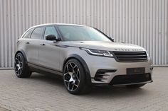 Subtle Range Rover Velar Tuning By Lumma Design Lexus Sport, Range Rover Car, Range Rover Supercharged, Bmw X7, Luxury Suv, Wide Body, Expensive Cars, Future Car, Land Rover Defender