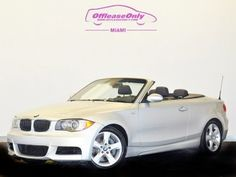 BMW 1 Series 135i Convertible 2008 Turbocharged Gas I6 3.0L/183 http://www.offleaseonly.com/used-car/BMW-1-Series-135i-Convertible-WBAUN935X8VE94056.htm?utm_source=Pinterest_medium=Pin_content=2008%2BBMW%2B1%2BSeries%2B135i%2BConvertible_campaign=Car