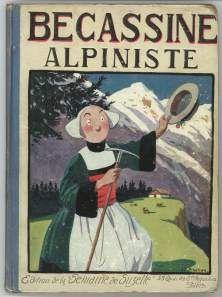 Becassine Alpiniste 1923
