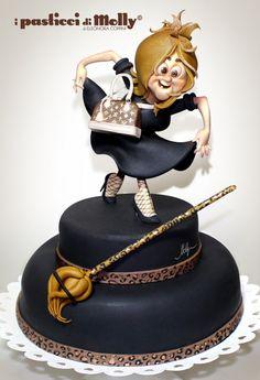 Torte in Pasta di Zucchero   I PASTICCI DI MOLLY