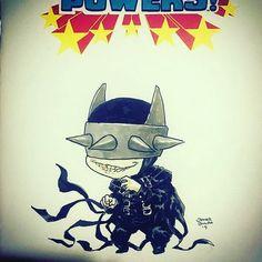 TheBaTmAnWhoLaUghs! #dc #dccomics #batmanwholaughs #thebatmanwholaughs #batman #comic #comicbook #sketchcover #jomarbulda Batman Metal, Dark Night, Laughing, Dc Comics, Universe, Comic Books, Superhero, Poster, Fictional Characters