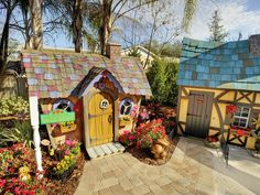 Storybook Ending - Magical Backyard Makeovers on HGTV