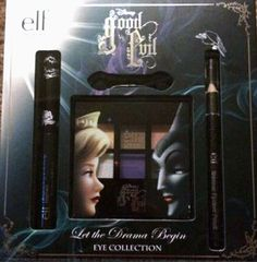 Spotted at Walgreens: e.l.f. Limited Edition Disney Good vs. Evil Eye Collection and Polish Collection