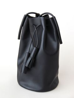 Building Block Cinch Bag @CO DE + / F_ORM