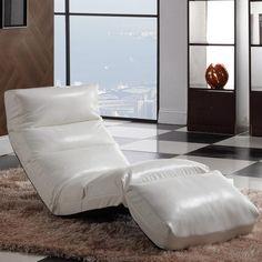Memory Foam Lounge Chair
