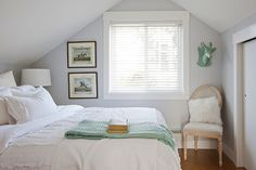Bedroom - Vancouver Home Tour