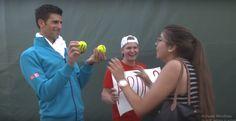 """Pokušaće Novak Đoković da odbrani titulu u Majamiju, ali pre odlaska u taj pohod odlučio je da pomogne jednom momku po imenu Rikardo. Naime, prvi reket planete je bio deo veoma važne """"misije"""" u kojoj je zajedno sa Rikardom pitao jednu devojku da ide sa mladićem na matursko veče."""