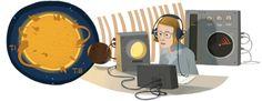 Los mejores 'doodles' de Google dedicados a mujeres pioneras: La creadora de la radioastronomía Ruby Payne Scott http://en.wikipedia.org/wiki/Ruby_Payne-Scott