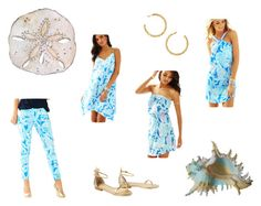 """what to wear wednesday 5.25"" by raleighpalm on Polyvore featuring Lilly Pulitzer"