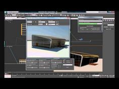 3DS Max 2017 Tutorial - Daylight System - YouTube