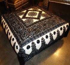 about Moroccan Embroidered Floor Cushion on Pinterest  Floor cushions ...