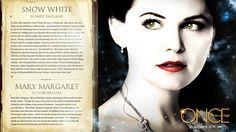 Snow White/Mary-Margaret Blanchard (Ginnifer Goodwin)