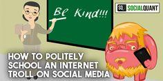 How do you handle divisive comments and discussions on social media? https://www.socialquant.net/internet-trolls/?utm_source=googlePlus&utm_medium=social&utm_campaign=SocialWarfare
