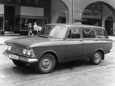 АЗЛК Москвич 426ИЭ '1969–75