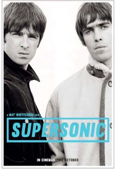 Oasis // Liam and Noel