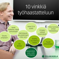 #työnhaku #työnhaastattelu #vinkit Self Improvement, Opi, Career, Interview, Study, Learning, Life, Carrera, Studio