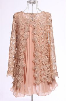 Sweet-Lace-Sheath-Dress
