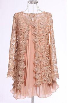 Sweet-Lace-Sheath-Dress