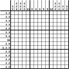 Ok, this time I will show you a hanjie puzzle that is relatively straightforward until halfway through the puzzle you come to a point where you have to use one Logic Puzzles, Brain Games, Printable Coloring, Neuroscience, Homework, Free Printables, Paint, Games, Book