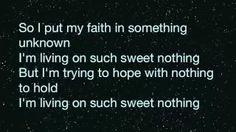 Sweet Nothing - Calvin Harris