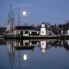 Mystic, Connecticut... cute place!