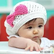 Image result for crochet newborn beanies using sport yarn